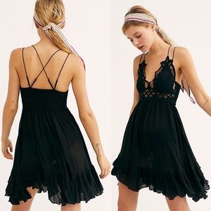 Free People FP One Adella Slip Dress Mini